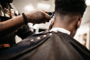 information to open your own barber shop with little or no money down!